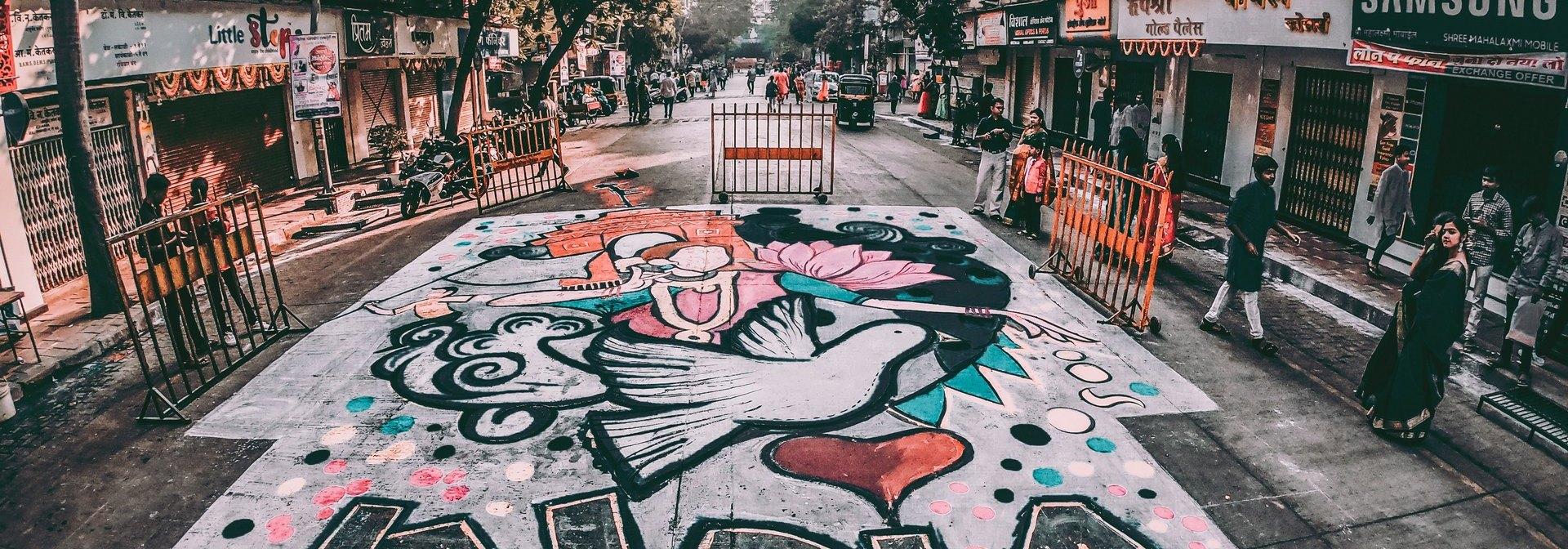 ARTS DE LA RUE / STREET ARTS